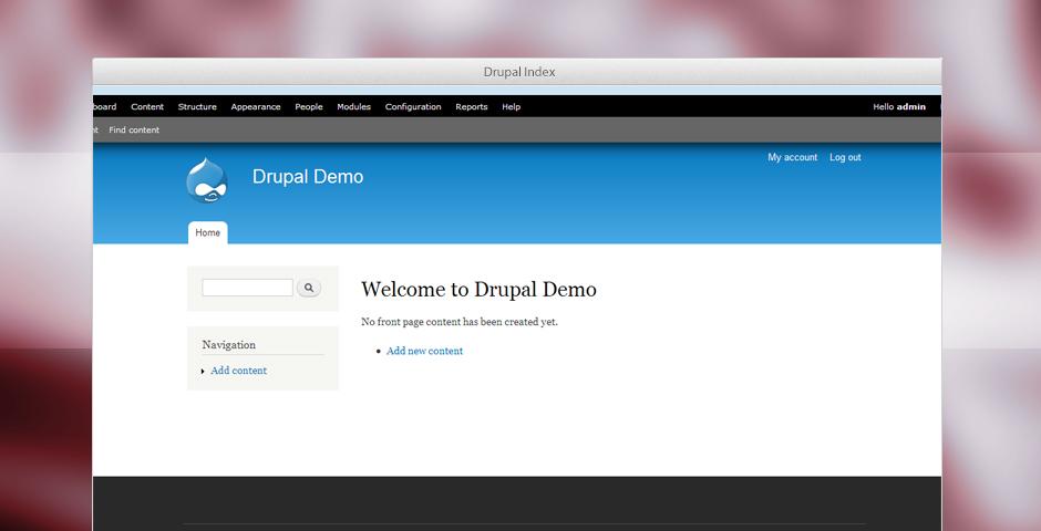 Drupal Index
